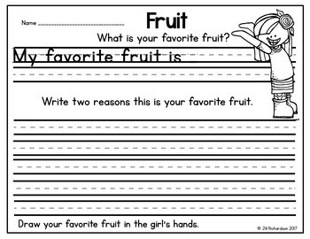ESL Newcomers Fruit Vocabulary Unit 6 ESL Vocabulary for Beginners