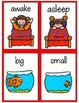 ESL Vocabulary Opposites - Unit 8 ELL Activities