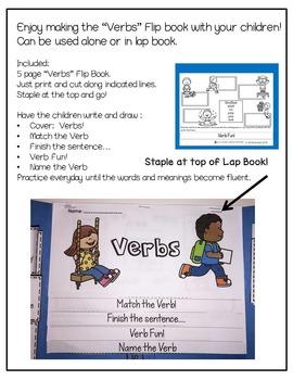 Newcomers ESL Verbs! Great ELL Activities!
