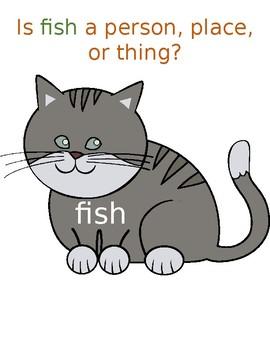ESL Noun Cats