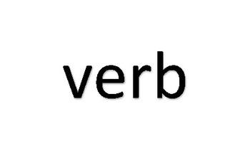 ESL Noun Verb Sort - Print to 4x6 cards - VIPKID - Online ESL
