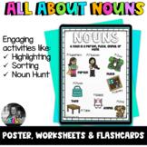 ESL Nouns - ESL Posters, Worksheets & Activities