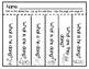 ESL Olympic Sports Vocabulary Flip Books
