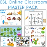 ESL Online Classroom MASTER PACK palfish, VIP kid