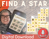 ESL Online Game, Find a Star, FALL version, VIPKID
