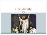 ESL Origins of Christianity Notes Presentation