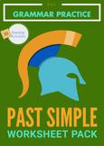 ESL PAST SIMPLE Worksheet Pack