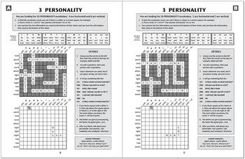 ESL PERSONALITY Pronunciation Practice