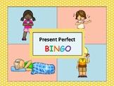 ESL: Past Participle Bingo