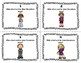 ESL People and Places at School Task Cards
