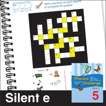 ESL Phonics Challenge, Book 2 - Page Pack 5