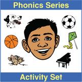 ESL Phonics Character Cards