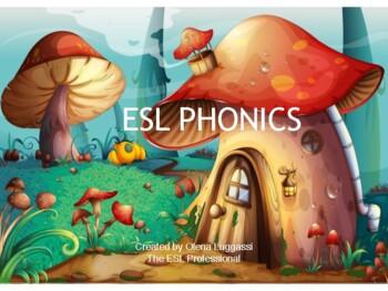 ESL Phonics Full Course