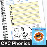 ESL Phonics & Spelling, Book 2-1