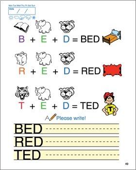ESL Phonics & Spelling, Book 2-2