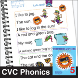 ESL Phonics & Spelling, Book 2-5