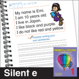 ESL Phonics & Spelling, Book 3-1