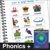 ESL Phonics & Spelling, Book 4-3