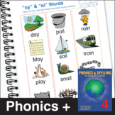 ESL Phonics & Spelling, Book 4-4