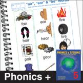 ESL Phonics & Spelling, Book 4-5