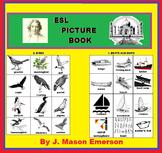 ESL Picture Book