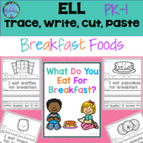 ESL Preschool & Kindergarten What Do You Eat For Breakfast?