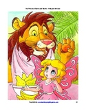 ESL Preschool Story: Hetty and the Lion