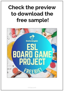 ESL Projects Packet   Speaking Practice