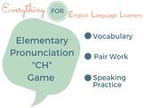 """ESL Pronunciation """"Ch"""""""