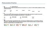 ESL Pronunciation Practice - Most problematic phonetic sou