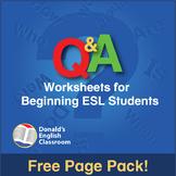 ESL Q&A - 1