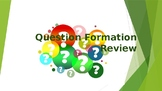 ESL: Question Formation Practice