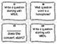 ESL Question Word Task Cards