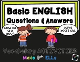 ESL Questions & Answers