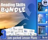 Reading Lesson Plans BUNDLE: Lessons & Materials for ESL