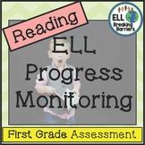 ESL Reading Progress Monitoring, First Grade