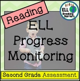 ESL Reading Progress Monitoring, Second Grade