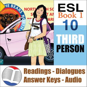 ESL Readings & Exercises Book 1-10