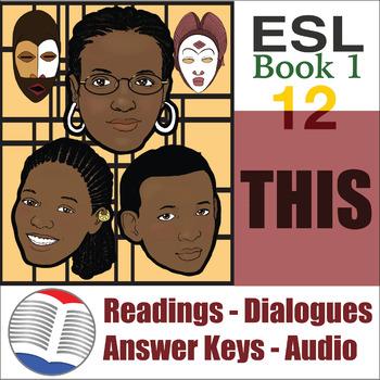 ESL Readings & Exercises Book 1-12