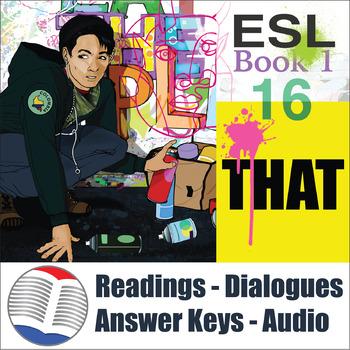 ESL Readings & Exercises Book 1-16