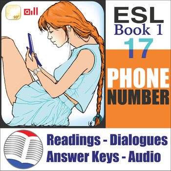 ESL Readings & Exercises Book 1-17