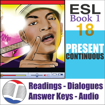 ESL Readings & Exercises Book 1-18