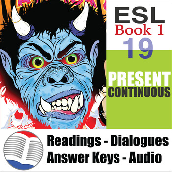 ESL Readings & Exercises Book 1-19