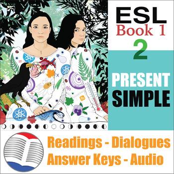 ESL Readings & Exercises Book 1-2