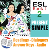ESL Readings & Exercises Book 1-2