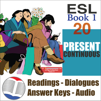 ESL Readings & Exercises Book 1-20