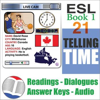 ESL Readings & Exercises Book 1-21