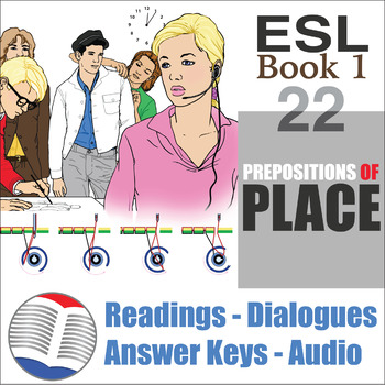 ESL Readings & Exercises Book 1-22