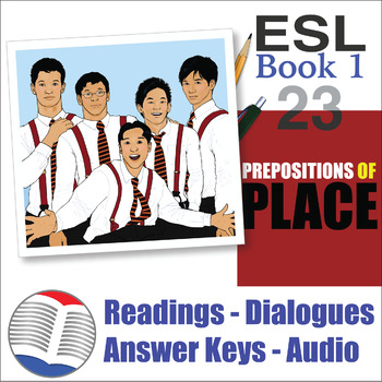 ESL Readings & Exercises Book 1-23
