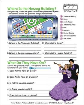 ESL Readings & Exercises Book 1-27